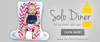 Solo Diner | Sit Up Don't Spit Up!